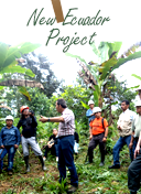New Ecuador Project